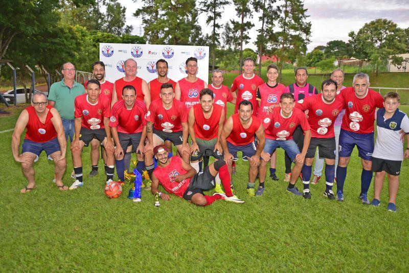 Trans Scalcon é o Campeão do 3º Campeonato Listão RC Esportes de Futebol de Campo - 2019