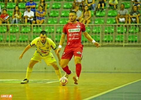 Toledo Futsal sofre rev�s em casa diante do Copagril