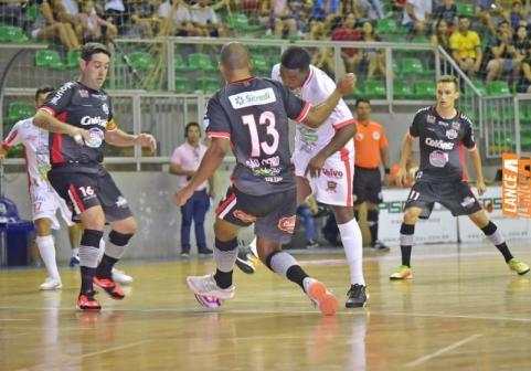 Toledo vacila e fica no empate em 2 a 2 com Palmas no Alcides Pan