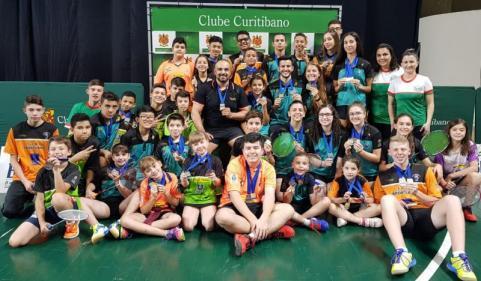 A��o Social Toledo AABT � destaque em competi��o em Curitiba