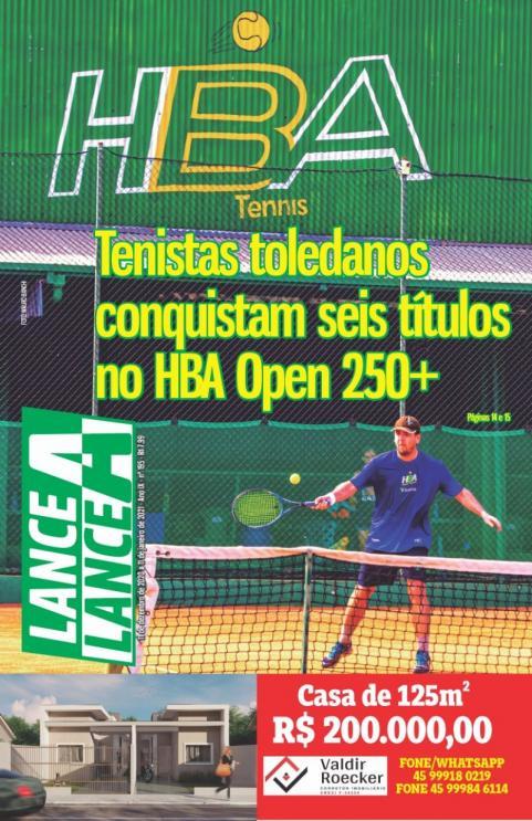 Revista Lance A Lance mês de dezembro 2020