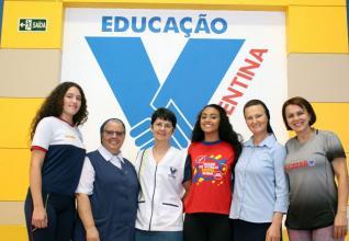 VÔLEI FEMININO - Estudantes vicentinas foram convocadas