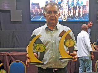 Dirigentes, professores e atletas toledanos foram premiados