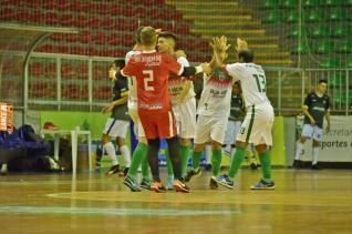 FUTSAL - Toledense joga hoje � noite no Alcides Pan