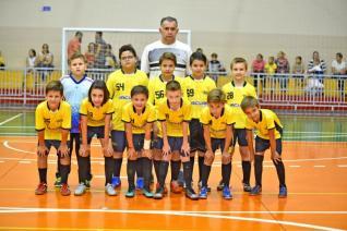 FUTSAL MENORES - Quarta-feira � dia de rodada da Copa La Salle de Futsal Menores
