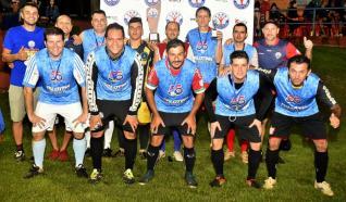 Clube Ol�mpico conquista o t�tulo do List�o de Futebol Sete do Yara