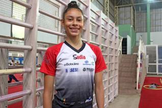 Atleta da GR de Toledo representa Bol�via no Sul-Americano