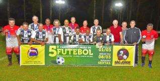 ​Hotel Nayru conquista o t�tulo do Cinquent�o de Futebol Su��o do Toled�o