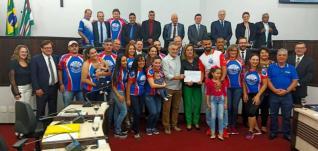 EQUIPE DE CORRIDAS DO YARA COUNTRY CLUBE
