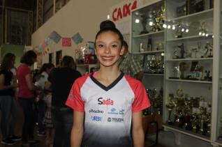 Boliviana que treina em Toledo participa de Mundial na R�ssia