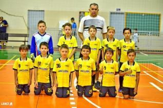 S�bado ter� in�cio as disputas da Copa AABB de Futsal Menores 2019