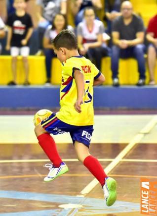 Especial fotogr�fico da segunda rodada da Copa Incomar de Futsal Menores