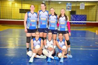FUNET realiza competi��o de voleibol feminino com participa��o de 16 equipes