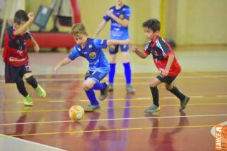 Novo Sobradinho sedia hoje rodada da Copa Incomar de Futsal Menores