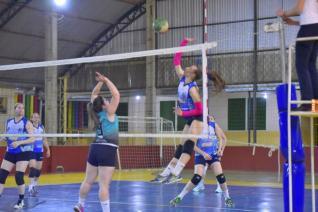 FUNET - Hoje � dia de rodada com tr�s jogos de volelbol feminino
