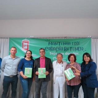 Hospital Bom Jesus/HOESP de Toledo lan�a a campanha