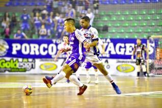 Toledo Futsal perde Cl�ssico da Soja por 4 a 1 no Alcides Pan