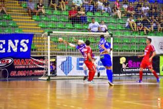 Soberano, Toledo Futsal vence por 2 a 1 Umuarama nos JAPS