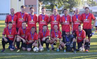 Zacarias � campe� da 9� Copa La Salle de Futebol Su��o