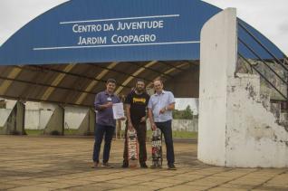 Centro da Juventude do Jardim Coopagro ter� uma nova pista de Skate