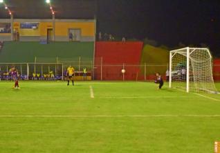 Toledo s� empate em 1 a 1 com Uni�o de Francisco Beltr�o