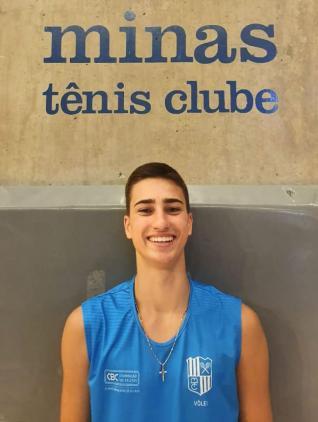 Eduardo Menezes vai jogar no Minas T�nis Clube em BH
