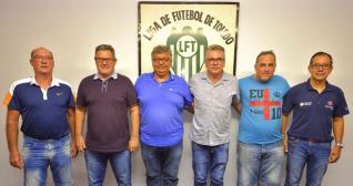 Jo�o Viana � eleito presidente da LFT