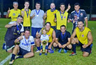 M�naco � campe�o do List�o Palotina Esportes do Clube Toled�o