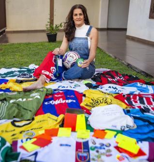 Ivete Rosch Lima se dedicou ao futebol toledano por 27 anos