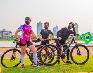Toled�o realiza Passeio Cicl�stico