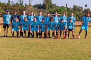 Frank Futebol Clube inaugura fardamento confeccionado pela Jaclani Esportes