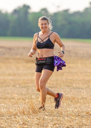 Sandra Schossler desenvolve projeto de atletismo em Toledo