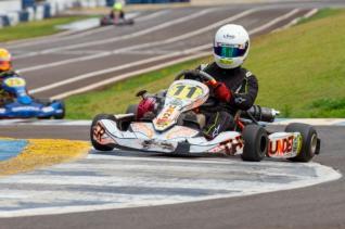 Metropolitano de Kart de Cascavel tem boas provas na penúltima etapa