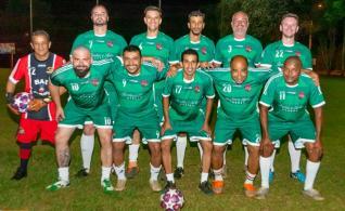AMIGOS DO LÉO/DINOSSAUROS FC X AMIGOS DO ALESSANDRO FC