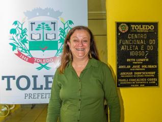 Com grandes desafios, Marli do Esporte assume pela segunda vez SMEL de Toledo