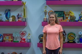 Clarice Ritter dá dicas para iniciar e manter hábitos de exercícios físicos