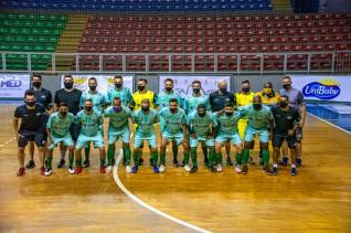 Toledo Futsal conquista 1ª vitória na Chave Ouro 2021