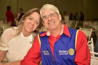 Green Hall foi palco do lan�amento da 18� Meia Maratona Rotary Club Toledo