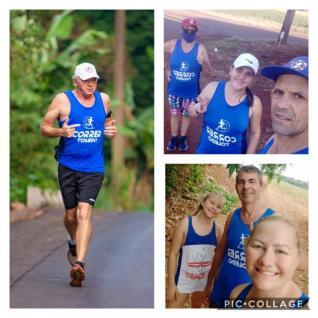 Desafio 74 Km em homenagem ao Dr Torao Takada