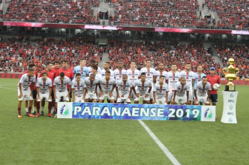 Toledo � vice-campe�o Paranaense 2019