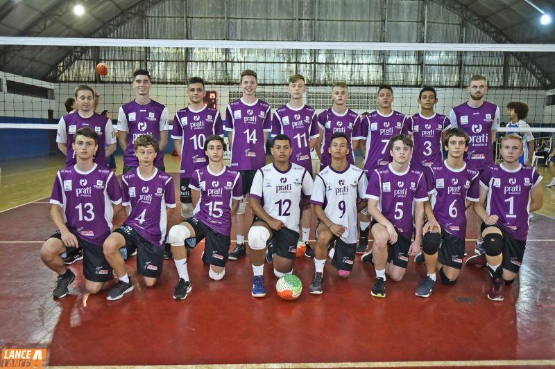 Voleibol � um dos destaques esportivos em Toledo
