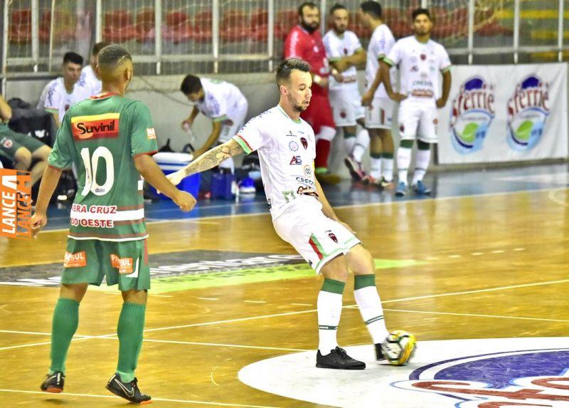Embala Mais / Toledense Futsal joga hoje � noite contra Jaclani Futuro