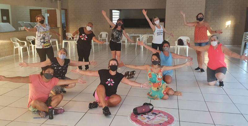 Smel retorna com Dança Circular para a população