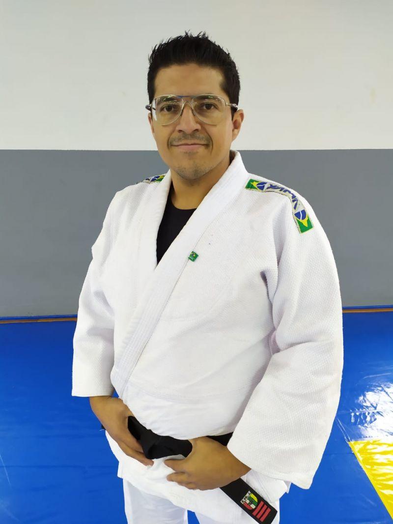 Junior Gimenez integra diretoria de rendimento da Federação Paranaense de Judô