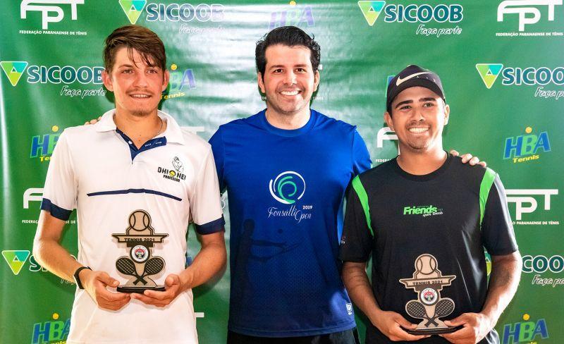 HBA Tennis realizou competição com participação de 110 tenistas