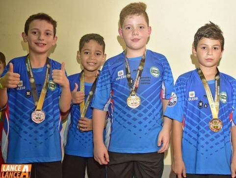 Toledo sediou etapa do Paranaense de Tênis de Mesa