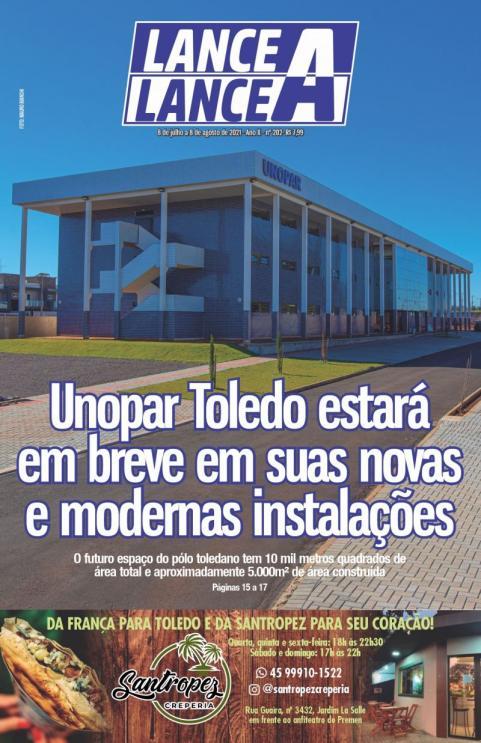 Revista Lance A Lance edição mês de julho 2021