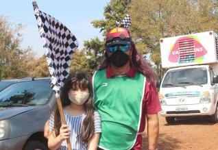 Rally Pai Incomar 2021