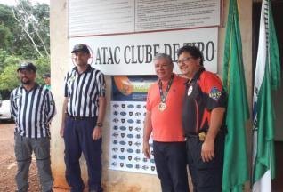Atirador esportivo da Attol conquista vitória no Brasileiro de Tiro Rápido de Precisão