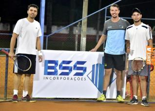 Taça Davis BSS Incorporações de Tênis do Toledão